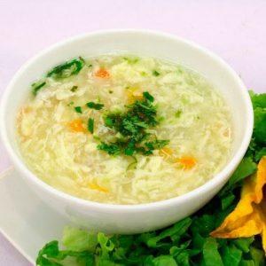 Các món sup